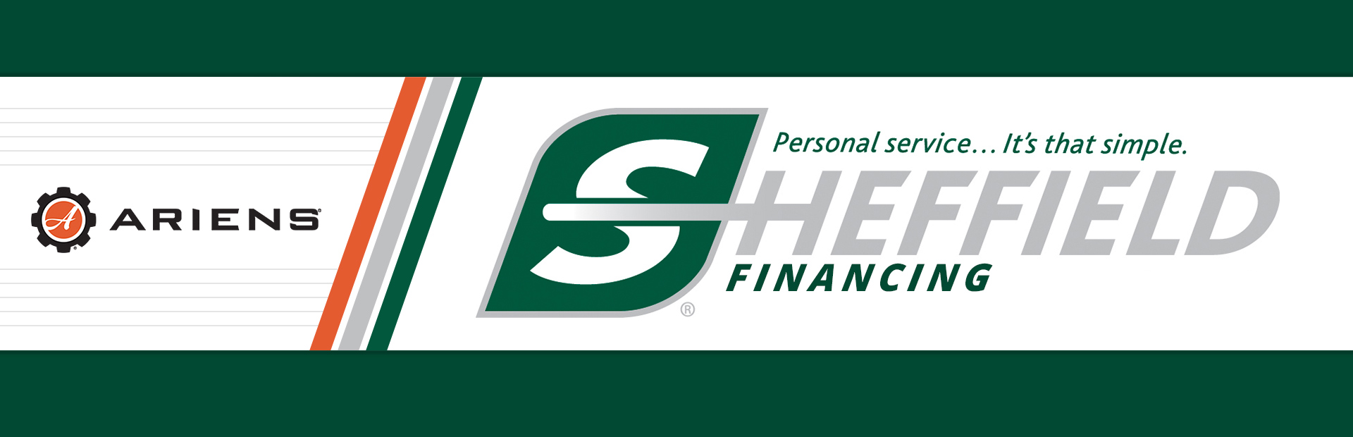 Ariens: Sheffield Financial