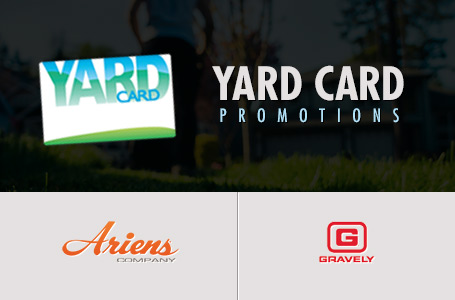 Yard Card Promotions