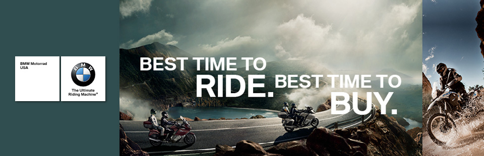 Best Time to Ride. Best Time to Buy.