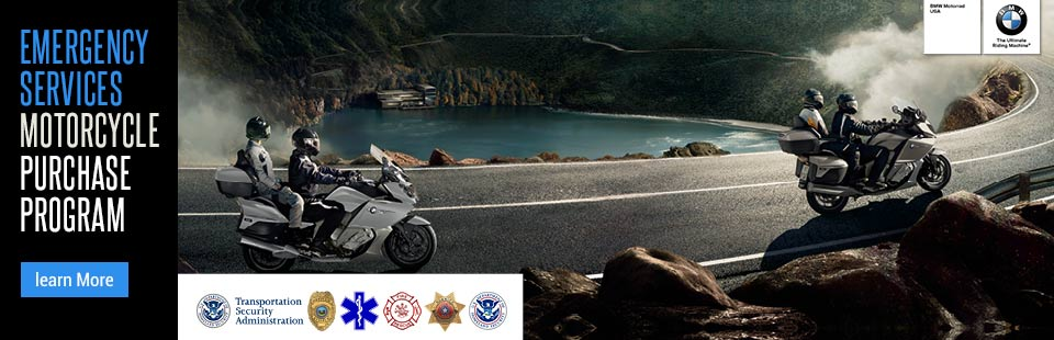 EMERGENCY SERVICES MOTORCYCLE PURCHASE PROGRAM