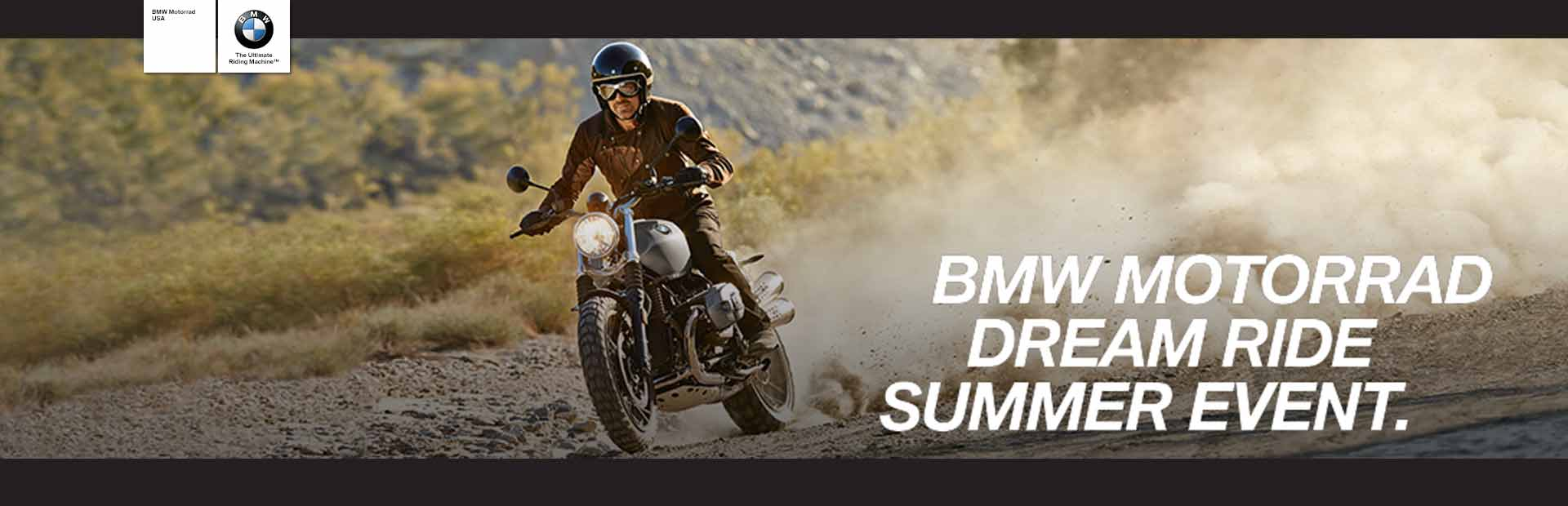 BMW: Dream Ride Summer Event (Current Owners)