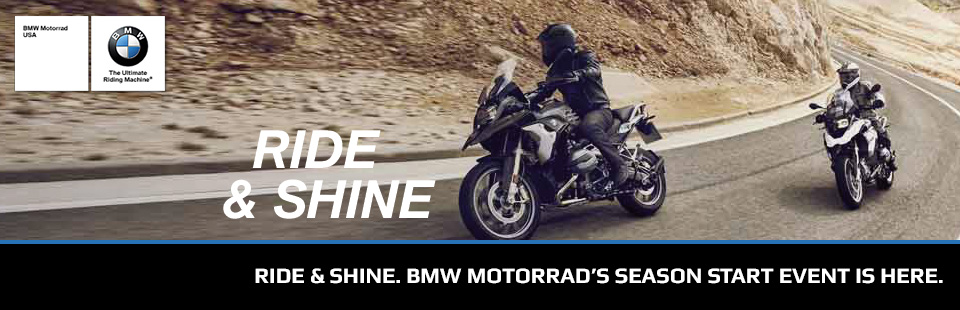 BMW: Ride & Shine