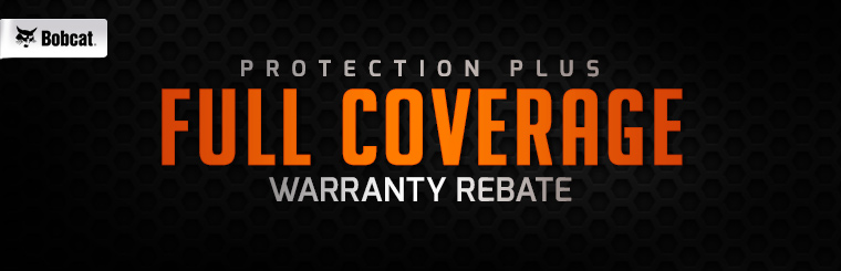 Protection Plus Full Coverage Warranty Rebate