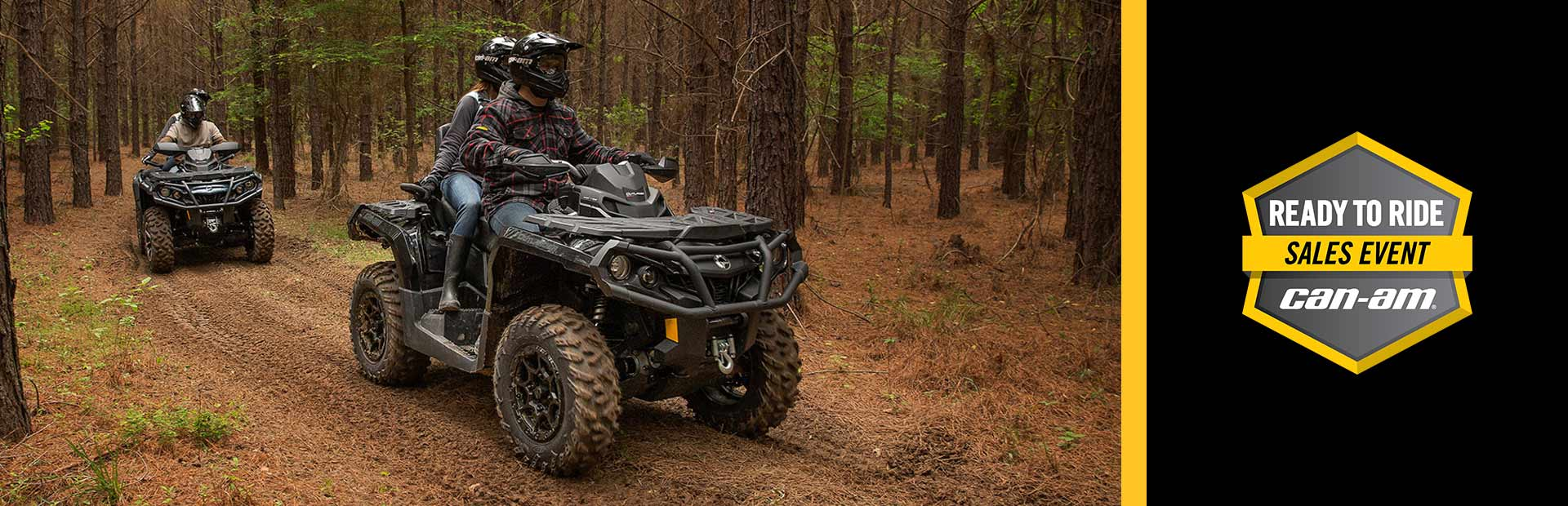 Can-Am: ATV Offer