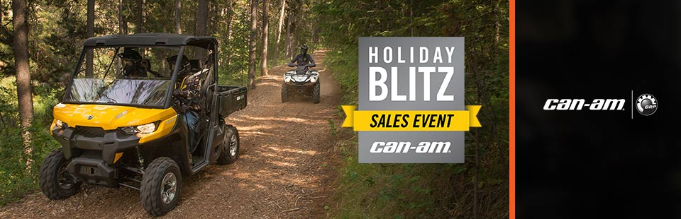 Holiday Blitz Sales Event - Rebate Up To $3,000