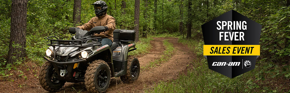 Can-Am: Spring Fever Sales Event (Outlander L)