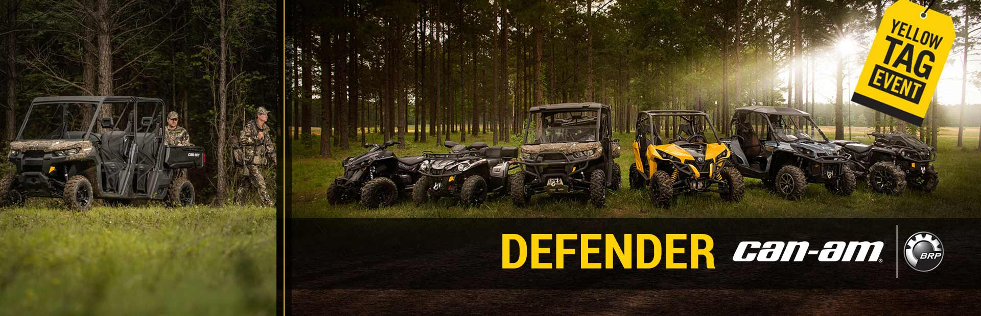 Can-Am: Yellow Tag Event (Defender)