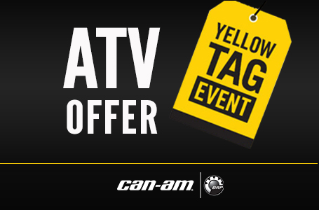 Yellow Tag Event (ATV)