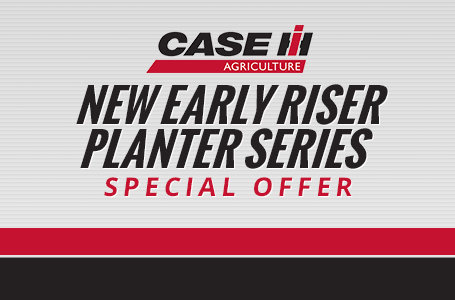New Early Riser Planter Series Special Offer