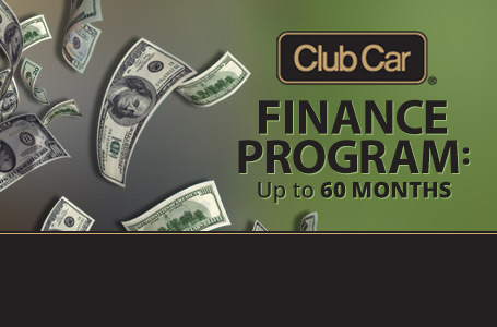 Finance Program: Up to 60 months