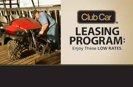 Leasing Program: Enjoy These Low Rates.