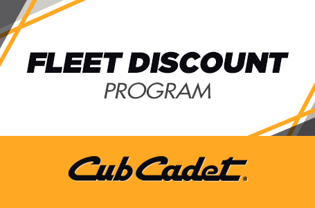 FLEET DISCOUNT PROGRAM
