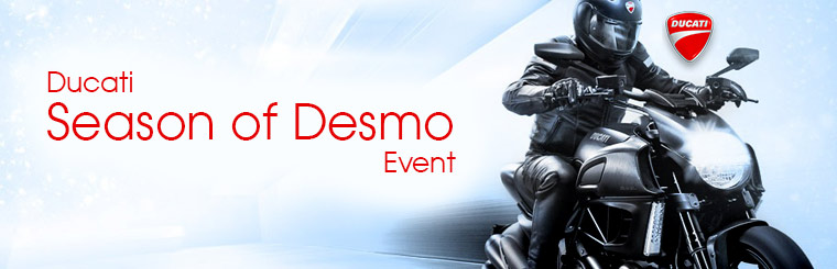 Ducati Season of Desmo Event