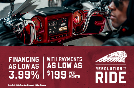 Resolution to Ride Sales Event
