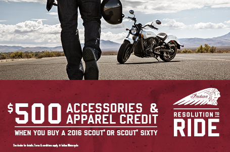 Scout® & Scout® Sixty Offers