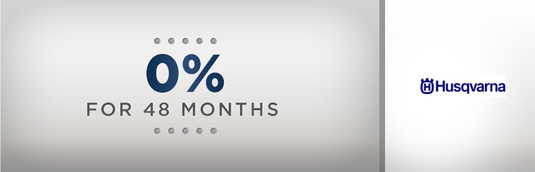 0% for 48 Months - Until Paid in Full