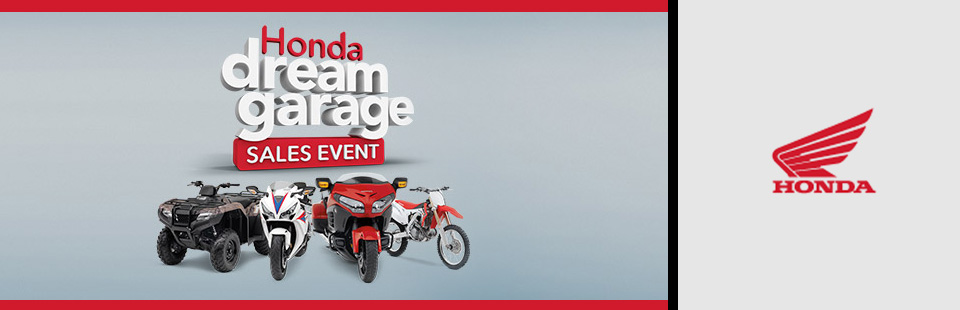 Honda Dream Garage Promotion