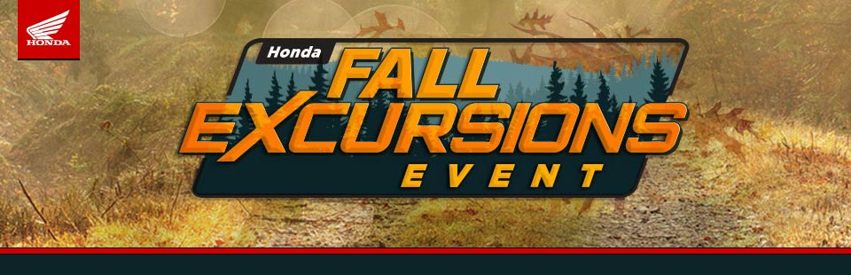 Fall Excursions Event
