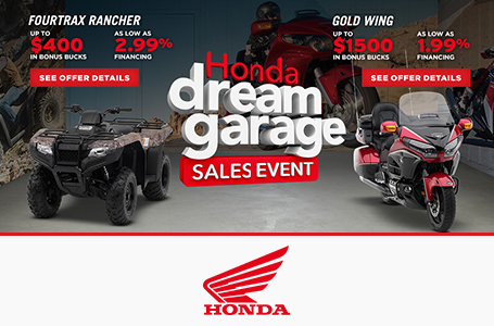 Dream Garage Sales Event