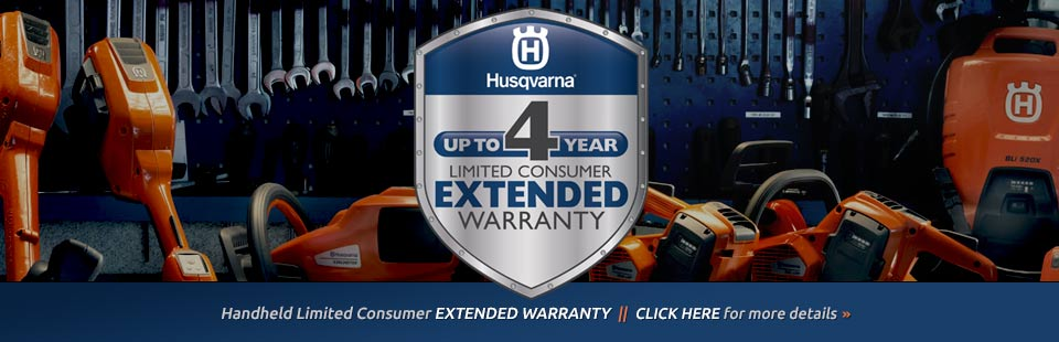 Handheld Limited Consumer Extended Warranty
