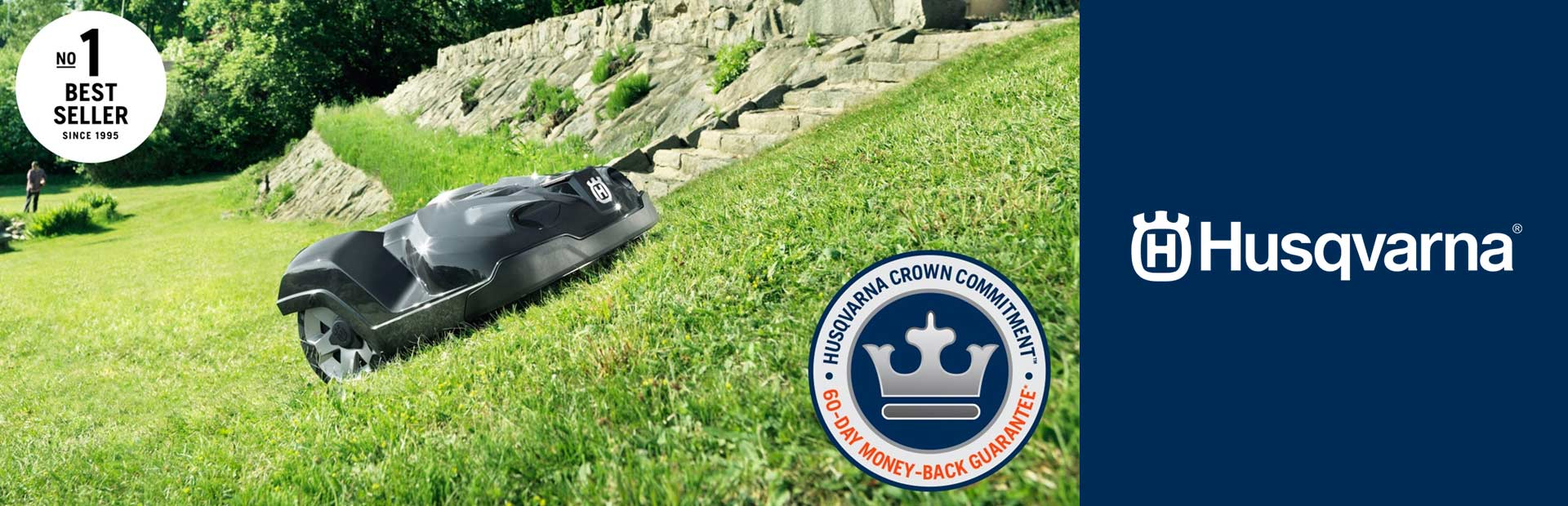 Husqvarna: Husqvarna Automower® Crown Commitment™ Program