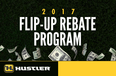 2017 Flip-Up Rebate Program