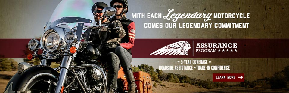 Indian Motorcycle® Assurance Program