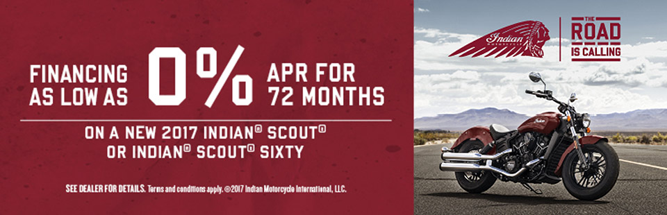 Indian Motorcycle: June Road is Calling (Mid-Size)