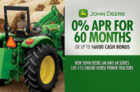 0% APR for 60 Months OR up to $6000 Cash (6M & 6R)