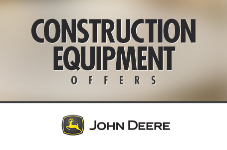 Construction Equipment Offers
