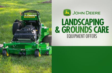 Landscaping & Grounds Care Equipment Offers