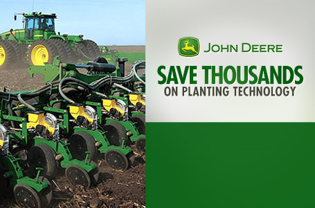 Save Thousands On Planting Technology