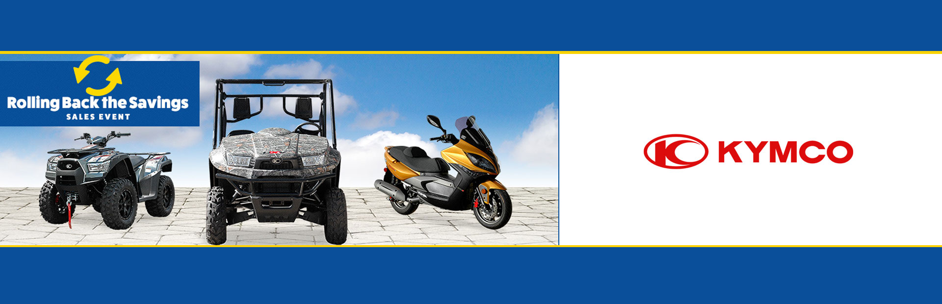 KYMCO: Rolling Back the Savings