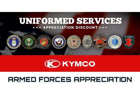 Armed Forces Appreciation Sale!