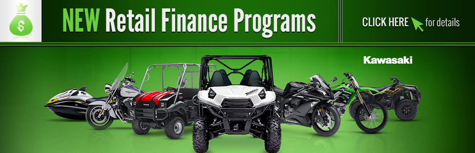 New Retail Finance Programs
