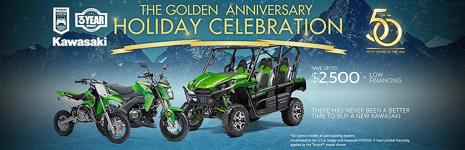 Golden Anniversary Holiday Celebration