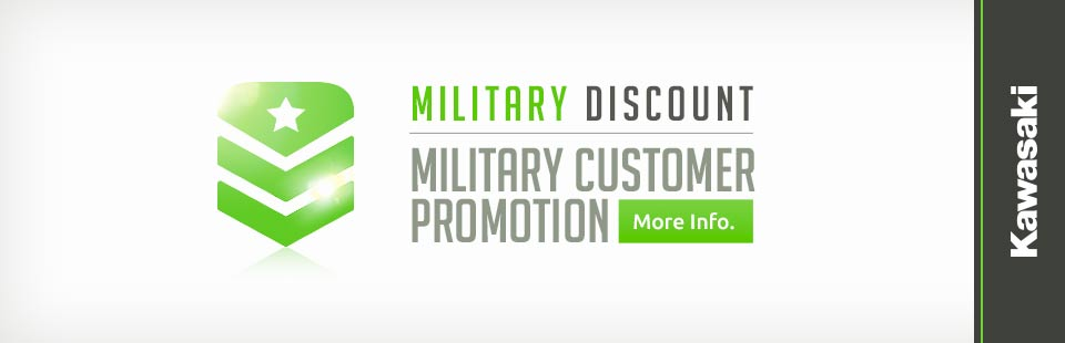 Military Customer Promotion