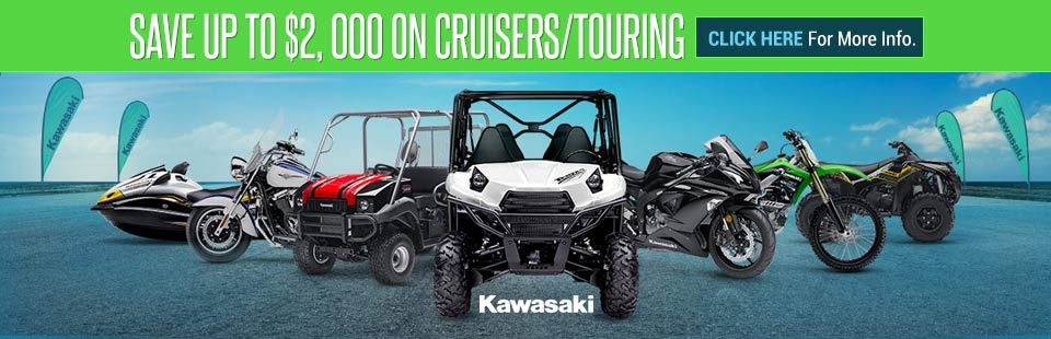 Save Up to $2,000 on Cruisers/Touring