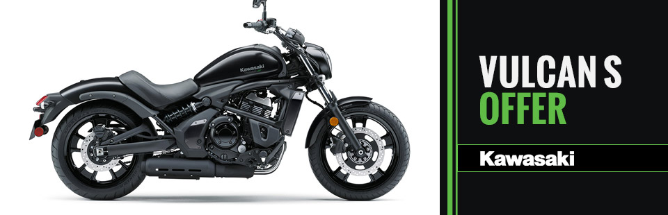 Kawasaki: Vulcan S Offer