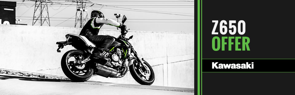 Kawasaki: Z650 Offer