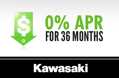 Ride Into Fall Sales Event 0% APR for 36 Months