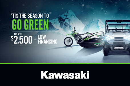 'Tis The Season To Go Green Retail Finance Offers