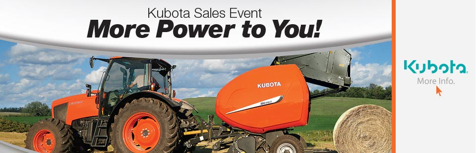 More Power To You! Sales Event