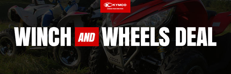 Winch and Wheels Deal