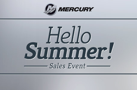 Hello Summer! Sales Event