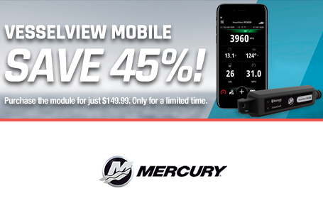 Limited-Time Discount on VesselView Mobile