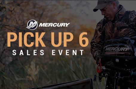 Pick Up 6 Sales Event