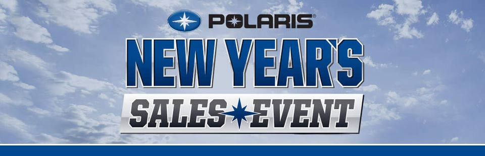 Polaris Industries: New Years Sales Event