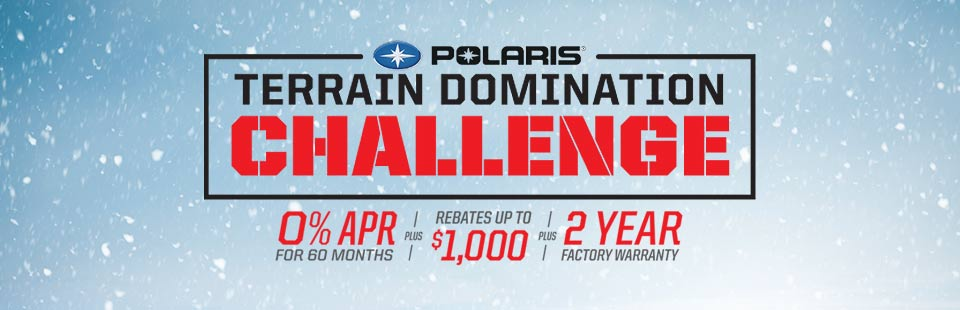 Polaris Industries: Terrain Domination Challenge