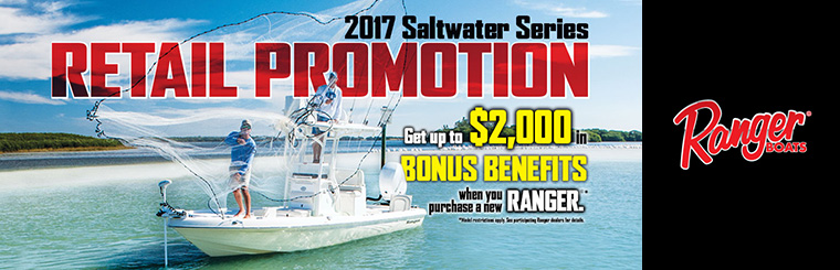Ranger: Saltwater Series Promotion